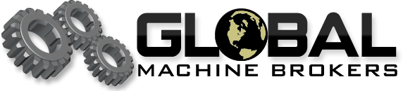 Global Machine Brokers Logo